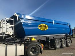 MEILLER - MPHS 44/3/26M3Hardox 15t. SADULATAPP (2021)