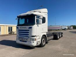 SCANIA - G450 chassi (2018)